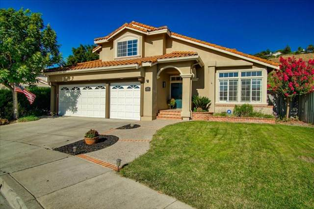2785 Mira Bella Circle, Morgan Hill, CA 95037 (#ML81812882) :: Compass
