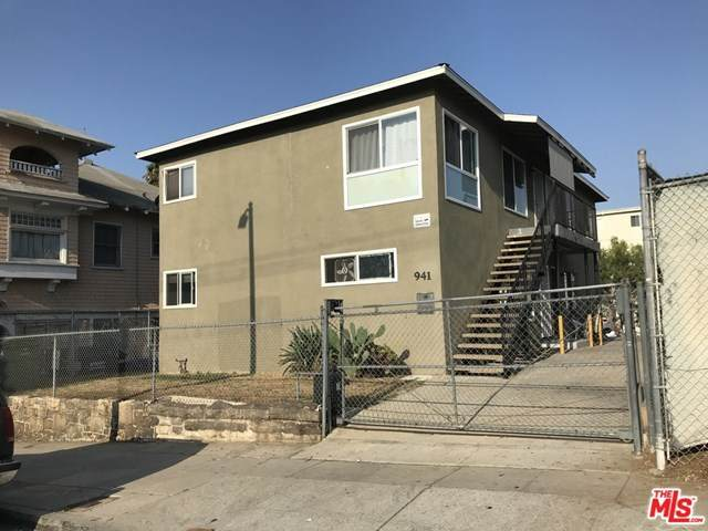 941 S Park View Street, Los Angeles (City), CA 90006 (#20636564) :: Z Team OC Real Estate