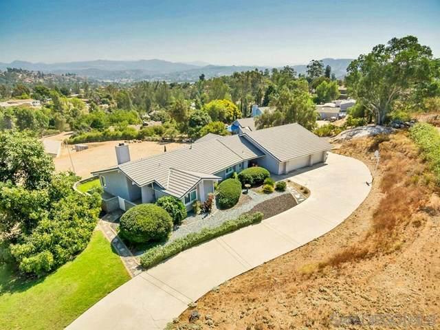 11531 Alba Rosa Drive, Lakeside, CA 92040 (#200046717) :: The Laffins Real Estate Team