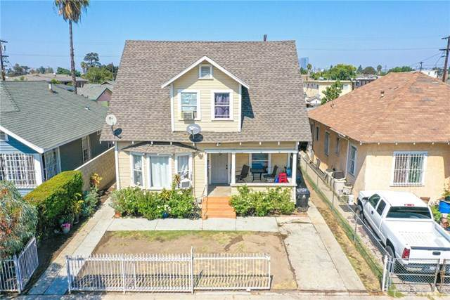 721 E 42nd Place, Los Angeles (City), CA 90011 (#DW20203046) :: Provident Real Estate