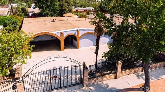 9600 Amboy Avenue, Pacoima, CA 91331 (#SR20201678) :: The Laffins Real Estate Team