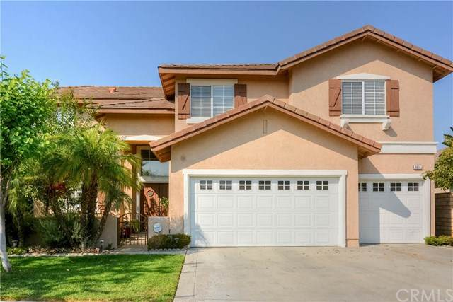 9618 Heatherbrook Place, Rancho Cucamonga, CA 91730 (#CV20203029) :: Apple Financial Network, Inc.