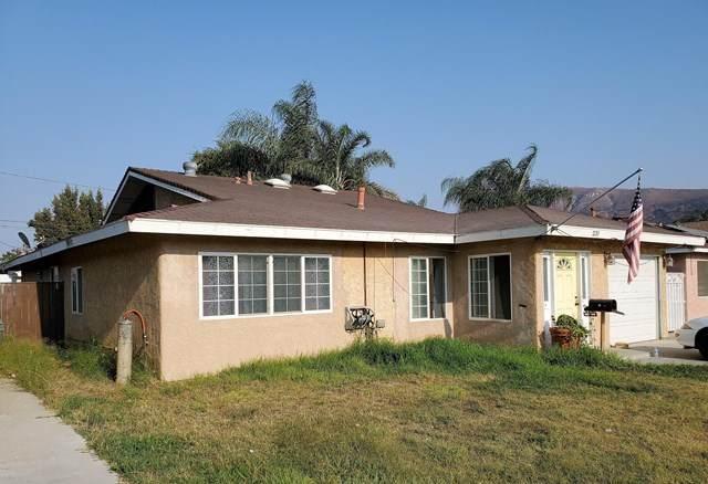 231 Warren Avenue, Santa Paula, CA 93060 (#V1-1592) :: The DeBonis Team