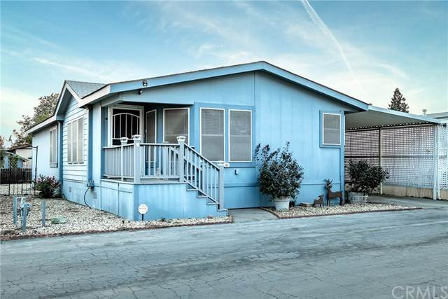 1595 Manzanita Avenue #42, Chico, CA 95926 (#SN20202869) :: Z Team OC Real Estate