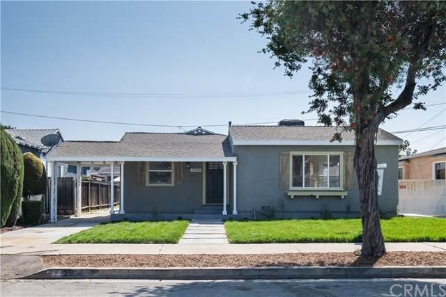 2904 W 81st Street, Inglewood, CA 90305 (#OC20203322) :: The Najar Group