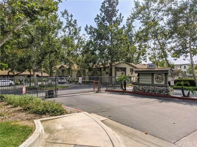 960 E Bonita Avenue #142, Pomona, CA 91767 (#CV20200536) :: Z Team OC Real Estate