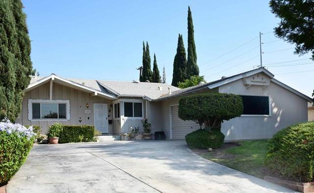 11508 Gothic Avenue, Granada Hills, CA 91344 (#220010039) :: The Brad Korb Real Estate Group