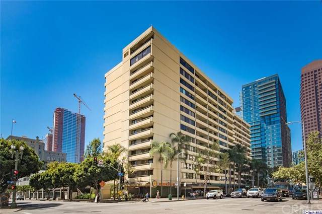 600 W 9th Street #313, Los Angeles (City), CA 90015 (#320003438) :: Z Team OC Real Estate