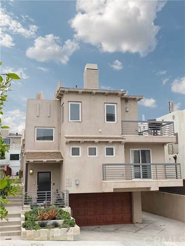 421 11th Street, Hermosa Beach, CA 90254 (#SB20203458) :: Zember Realty Group