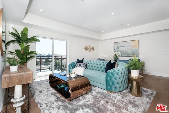2939 Leeward Avenue #615, Los Angeles (City), CA 90005 (#20639138) :: Z Team OC Real Estate