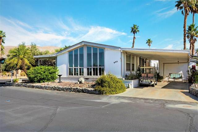 74711 Dillon Road #633, Desert Hot Springs, CA 92241 (#219050424DA) :: The Costantino Group | Cal American Homes and Realty