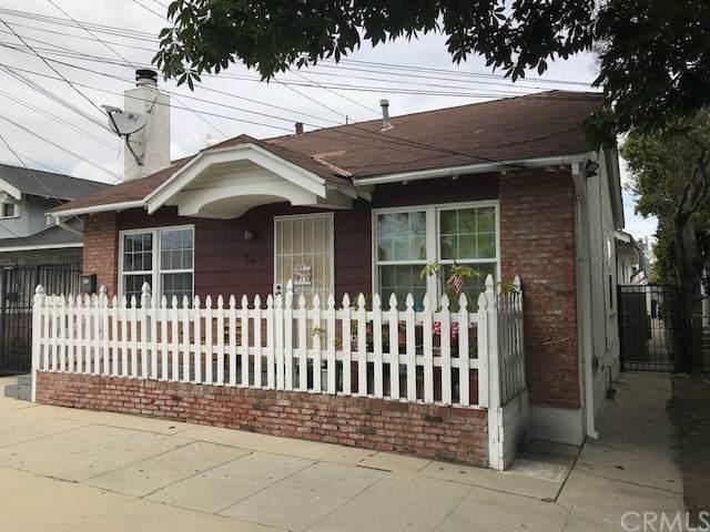 382 W 12th Street, San Pedro, CA 90731 (#PW20203141) :: The Najar Group
