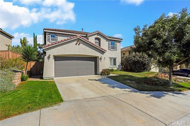 626 Tukmal Drive, Oceanside, CA 92058 (#OC20203538) :: Hart Coastal Group