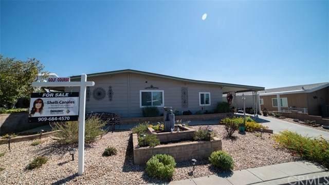 10150 Frontier Trail, Cherry Valley, CA 92223 (#CV20197760) :: Crudo & Associates