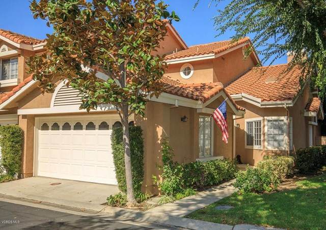 4919 Lazio Way, Oak Park, CA 91377 (#220010044) :: Re/Max Top Producers