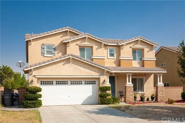 1623 Roywood Drive, Lancaster, CA 93535 (MLS #CV20203291) :: Desert Area Homes For Sale