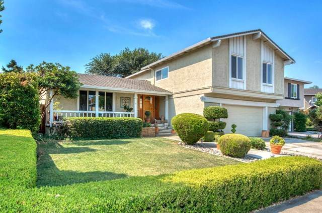 710 Hathaway Court, San Jose, CA 95136 (#ML81810982) :: Steele Canyon Realty