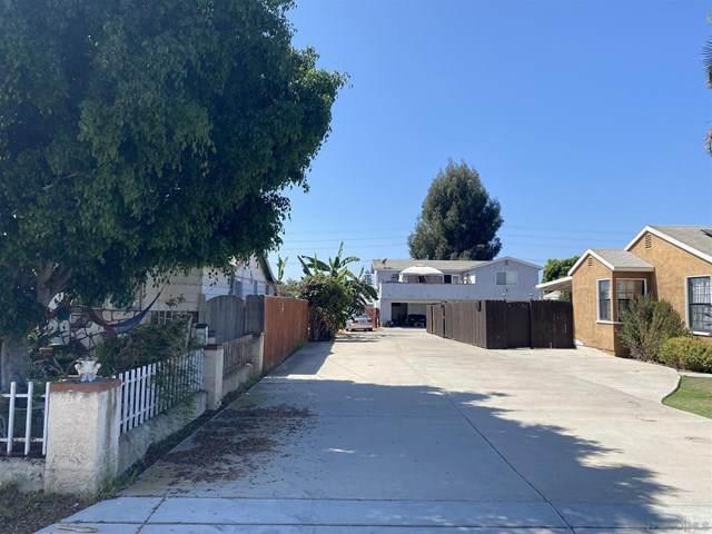 1130 Elm Ave, Chula Vista, CA 91911 (#200046784) :: The Laffins Real Estate Team