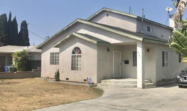 1541 W 218th Street Street, Torrance, CA 90501 (#NDP2000436) :: Mark Nazzal Real Estate Group