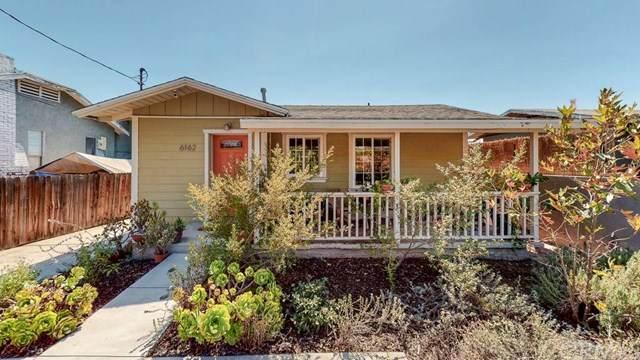 6162 Strickland Avenue, Highland Park, CA 90042 (#IV20202821) :: Go Gabby