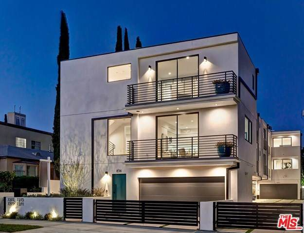 836 N Poinsettia Place, Los Angeles (City), CA 90046 (#20639256) :: Wendy Rich-Soto and Associates