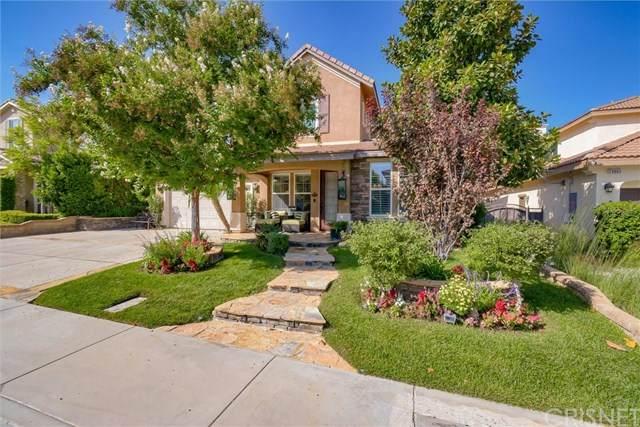23809 Mission Puebla, Valencia, CA 91354 (#SR20197979) :: The Brad Korb Real Estate Group
