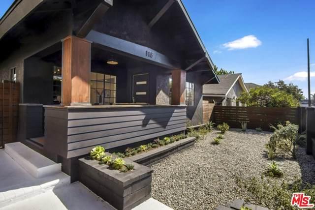 118 Robinson Street, Los Angeles (City), CA 90026 (#20639206) :: Hart Coastal Group