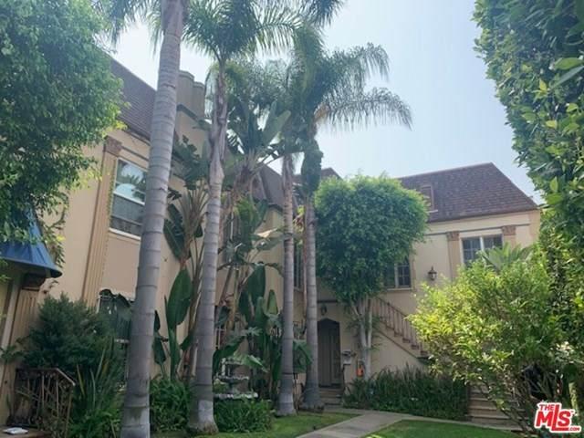 449 N Sycamore Avenue, Los Angeles (City), CA 90036 (#20639324) :: The Najar Group