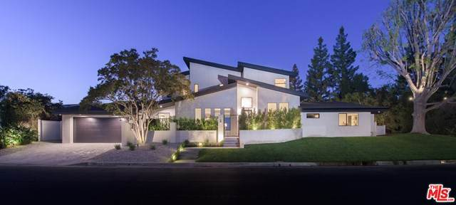 17207 Quesan Place, Encino, CA 91316 (#20638630) :: Re/Max Top Producers