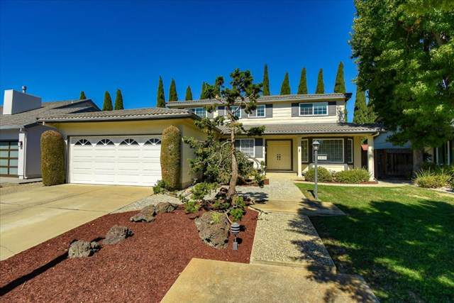 1015 Lupine Drive, Sunnyvale, CA 94086 (#ML81811902) :: RE/MAX Masters