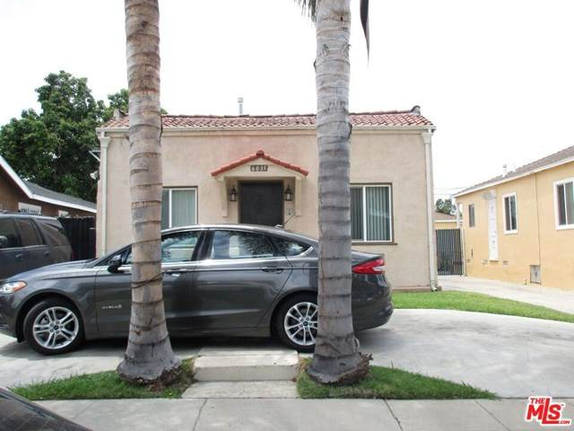 6035 3Rd Avenue, Los Angeles (City), CA 90043 (#20639382) :: Go Gabby