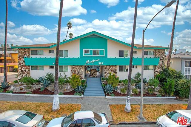 400 S Mariposa Avenue, Los Angeles (City), CA 90020 (#20639422) :: Z Team OC Real Estate