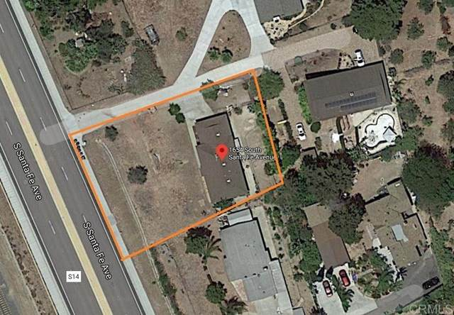 1654 S Santa Fe Ave, Vista, CA 92084 (#NDP2000446) :: Zutila, Inc.