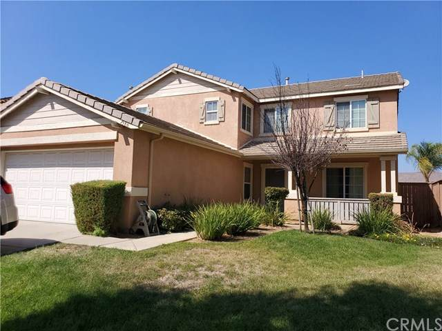 1386 Sunflower Way, Perris, CA 92571 (#SW20203319) :: eXp Realty of California Inc.