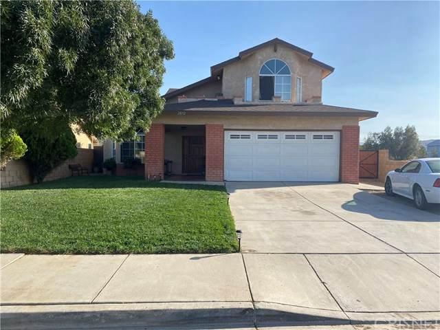2832 E Avenue Q4, Palmdale, CA 93550 (#SR20203951) :: Crudo & Associates