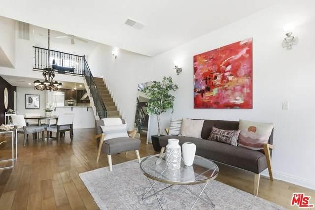 4805 Bellflower Avenue #303, North Hollywood, CA 91601 (#20638818) :: Crudo & Associates
