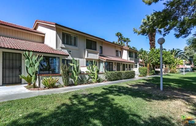 6175 Montecito Drive #6, Palm Springs, CA 92264 (#20639298) :: Crudo & Associates