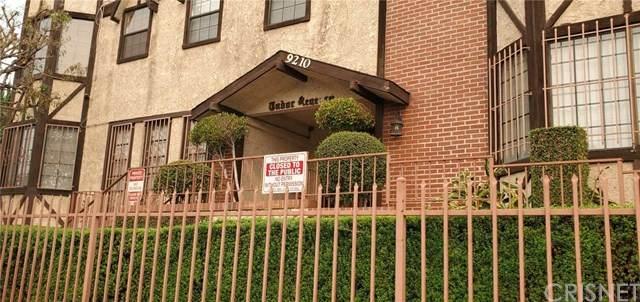 9210 Van Nuys Blv #21, Panorama City, CA 91402 (#SR20204302) :: The Brad Korb Real Estate Group