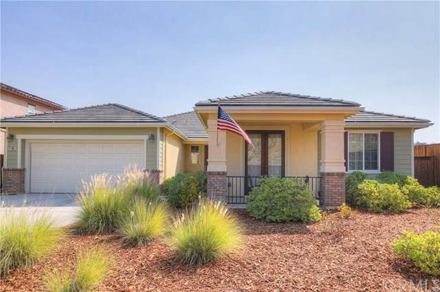 11105 Eliano Street, Atascadero, CA 93422 (#PI20203979) :: The Brad Korb Real Estate Group