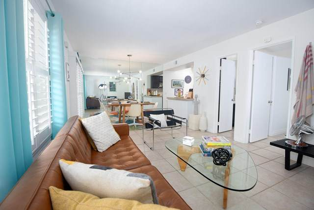 1100 E Amado Road 15D1, Palm Springs, CA 92262 (#219050486PS) :: The Costantino Group | Cal American Homes and Realty