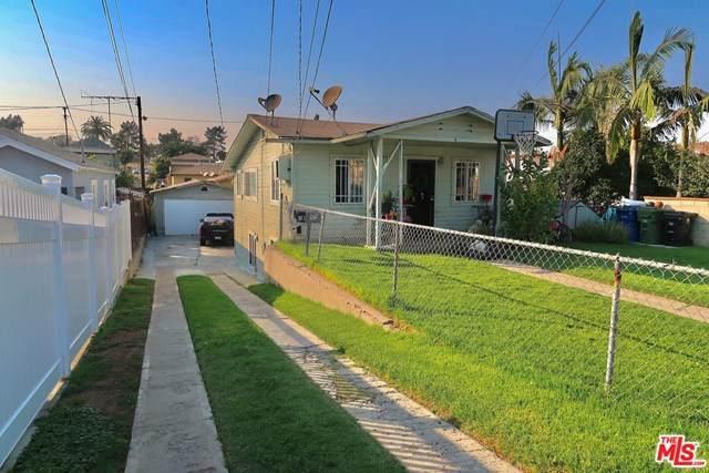 321 N Indiana Street, Los Angeles (City), CA 90063 (#20639278) :: Hart Coastal Group