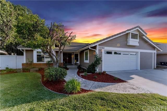 23280 Keswick Street, West Hills, CA 91304 (#SR20197655) :: The Najar Group