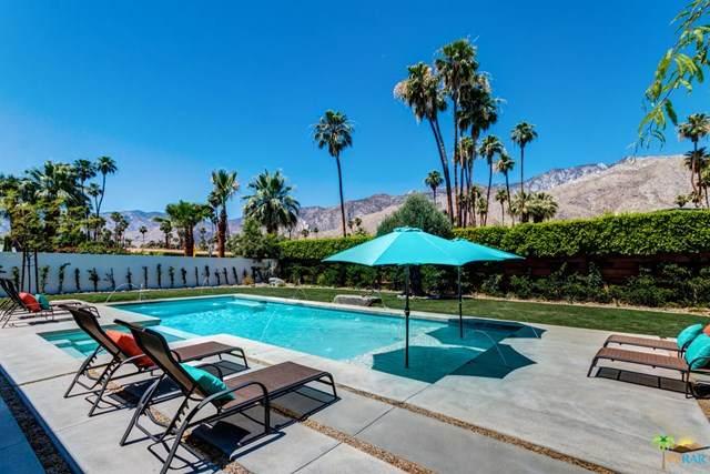 1356 E San Lorenzo Road, Palm Springs, CA 92264 (#20639100) :: Crudo & Associates