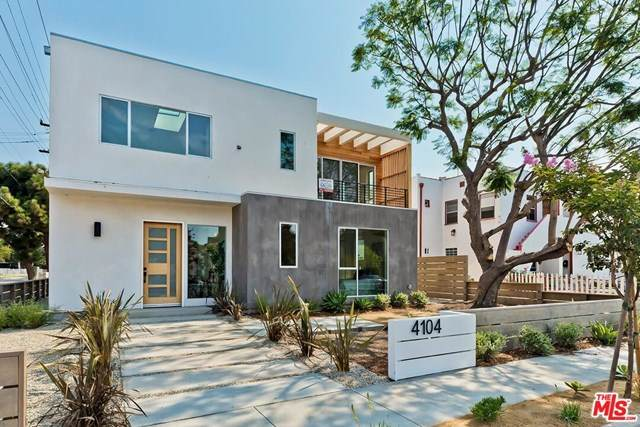 4104 Duquesne Avenue, Culver City, CA 90232 (#20639626) :: The Najar Group
