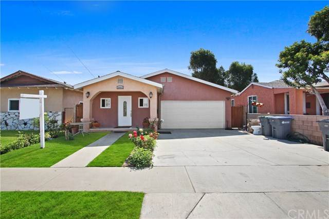 20812 Margaret Street, Carson, CA 90745 (#CV20204488) :: The Laffins Real Estate Team
