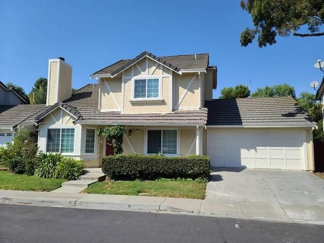 5322 Matthew Terrace, Fremont, CA 94555 (#ML81813285) :: Millman Team