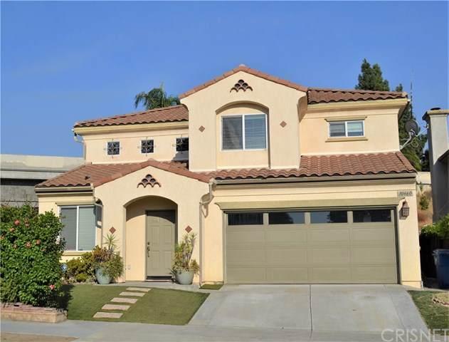 10660 Aqueduct Avenue #1, Granada Hills, CA 91344 (#SR20200126) :: Hart Coastal Group
