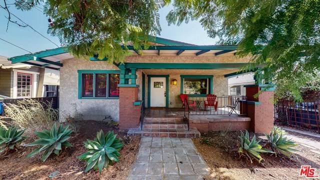 932 Manzanita Street, Los Angeles (City), CA 90029 (#20624960) :: Hart Coastal Group
