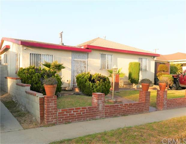 1705 W Palmer Street, Compton, CA 90220 (#DW20198997) :: RE/MAX Masters