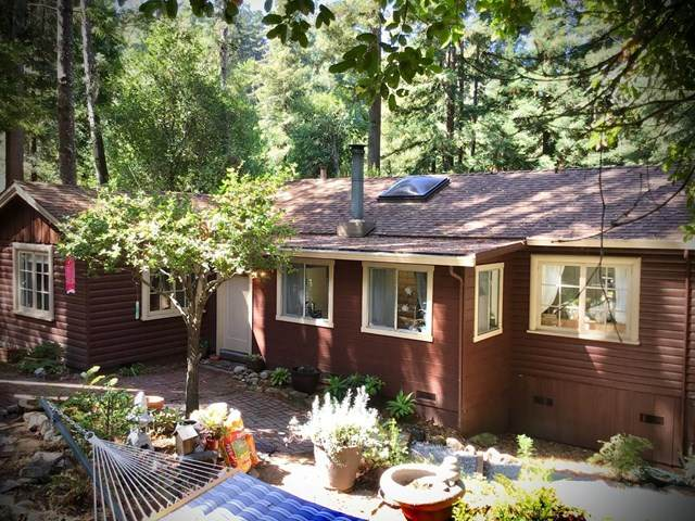 308 Madrona Road, Outside Area (Inside Ca), CA 95018 (#ML81812751) :: The Laffins Real Estate Team
